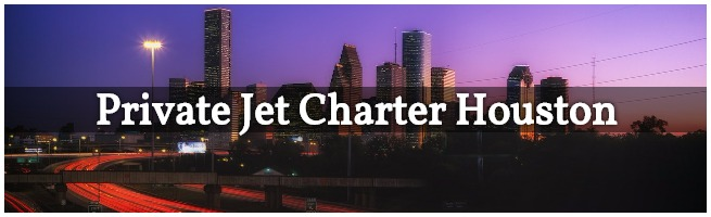 houston private jet charter